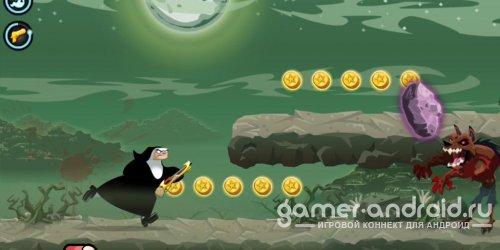 Nun Attack: Run & Gun - Монашки атакуют