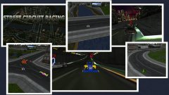 Street Cars Racing Speed Games