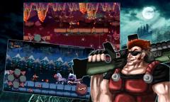 Contra V - игра про зомби с хорошим геймплеем