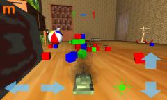 Tanky Toys - стреляйте по всему, что видите из игрушечного танка