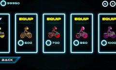 Neon Motocross - гонки и трюки на неоновых мотоциклах