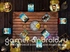 Egmont - Pirates - карточная игра для нескольких игроков