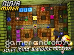 Ninja Miner - добудь как можно больше золота