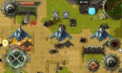 TANK WAR 2013 - большие танковые сражения ( отличный геймплей )