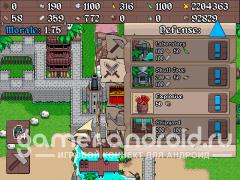 Rum Isle - построй деревню и защити ее от врагов