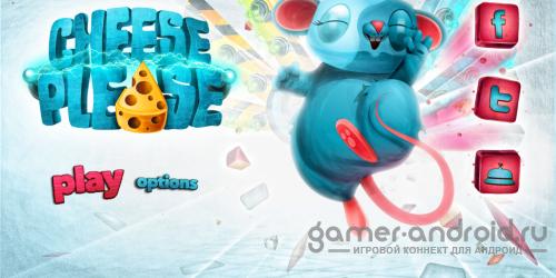 Cheese Please full - логическая игра, помоги мышонку добраться до сыра