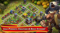 Clash of Lords - отличный клон игры Clash of Clans