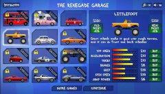 Renegade Racing - интересные гонки с преодалением препятствий