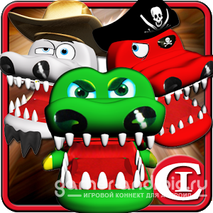 Crocodile Dentist 3D