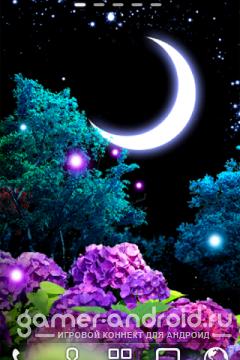 Ajisai-Firefly LiveWallpaper