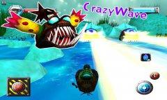 Crazy Monster Wave