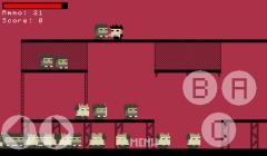 Dead Industrial: zombie arena