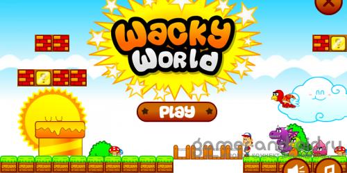 Wacky World - Новый Марио