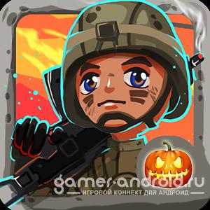 Toy Patrol Shooter 3d Hellowen - Патруль Шутер 3д Хэллоуин 2013