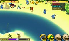 Defense Line - лучшая игра в стиле Tower Defence