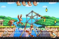 Tiki Towers - спасите обезьян