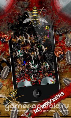 iDestroy - уничтожте всех насекомых