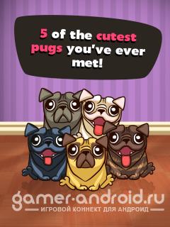 Puzzle Pug - Играйте с собакой