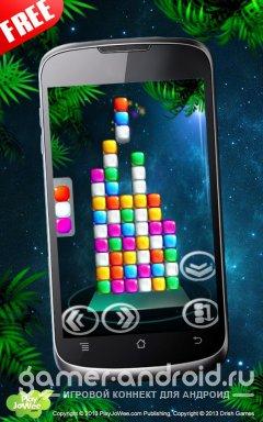 Color Cubes - Match 3 free