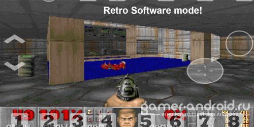 Doom Touch - лучший порт Doom на Android