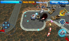 Blast Tank 3d - отличные танковые сражения