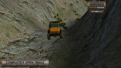 Truck VS Trail - езда по бездорожью 4х4