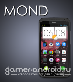 MOND - Nova/Apex/GO/Solo Icon - замена стандартных иконок