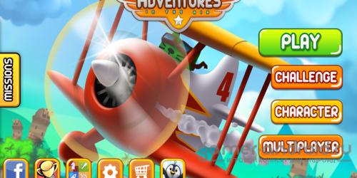 Adventures In the Air - Воздушные приключения