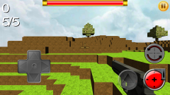 Craft Gun 3D для Android