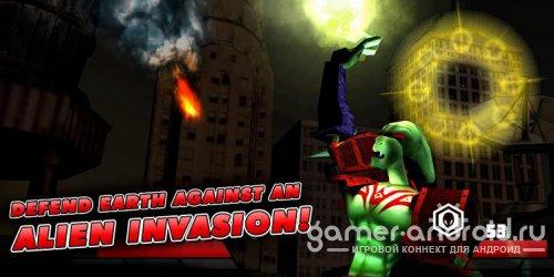 Mechs vs Aliens - Смертельные битвы против монстров
