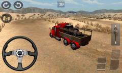 Truck Challenge 3D - Вождение и парковка грузовика