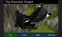 Wingsuit - Proximity Project - Пролети вблизе скал