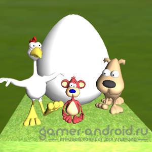 Strange Farm: Egg Hunter