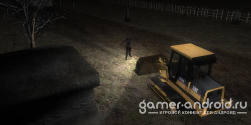 Zombies vs. Bulldozer 3D Race