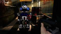 Дом ужасов - Роботы