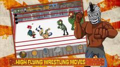 Lucha Zombie - реслинг с зомби