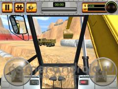 Scoop - Excavator - симулятор экскаватора для Android