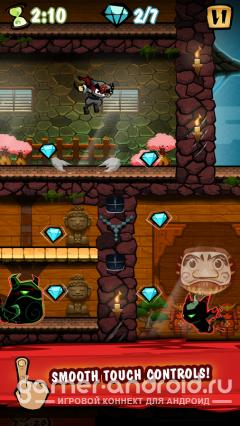 Release the Ninja - играй за ниндзя