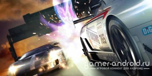 Drag Racing 3D - уличные гонки для Android