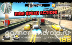 Burnin' Rubber Crash n' Burn - взрывоопасные гонки на Android
