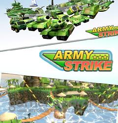 Army Strike - стреляйте с вертолета