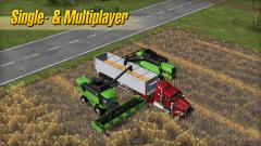 Farming Simulator 14 - фермерский симулятор для Android