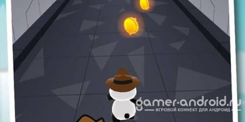 Agent P DoofenDash - ранер для Android