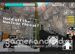 Block Gun 3D: Ghost Ops - пиксельный шутер в стиле Minecraft