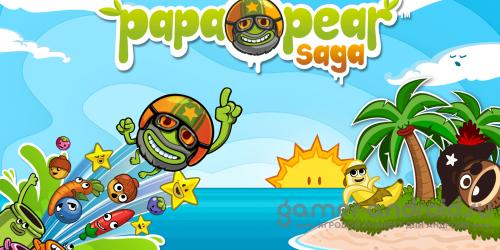 Papa Pear Saga - тайм киллер