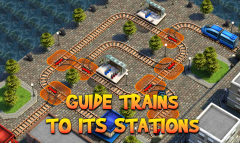 Train Crisis Plus - помоги поездам