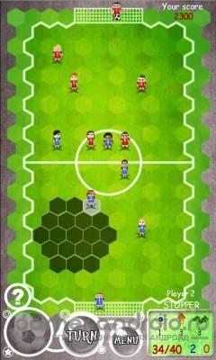 Football Tactics Hex - тактический футбол