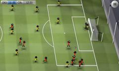 Stickman Soccer - футбол