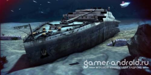 Titanic 3D Pro live wallpaper - Титаник живые обои