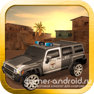 Cops vs. Mafia 4x4 3D
